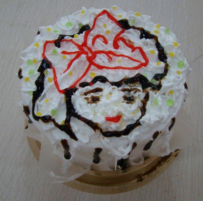 好的裱花艺术蛋糕图片_好的裱花艺术蛋糕图片画法
