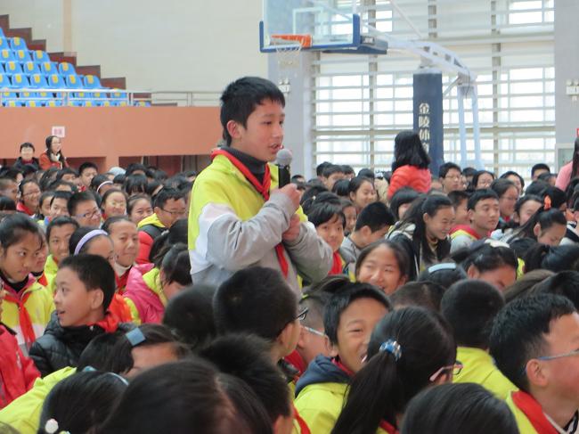 做一个 孝亲尊师 的好学生 初一初二年级中华传统文化讲座